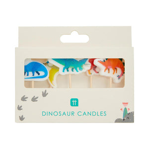 Party Dinosaur Candles