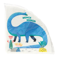 Party Dinosaur Brachiosaurus Shaped Napkins