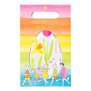Hop Over The Rainbow Egg Hunt Kit