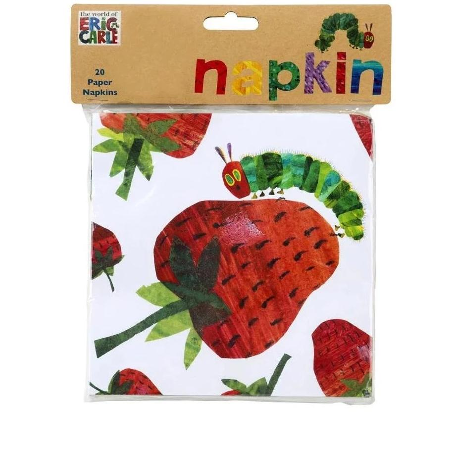 Talking Tables The Very Hungry Caterpillar Napkins