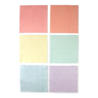 We Heart Pastels Pastel Napkins