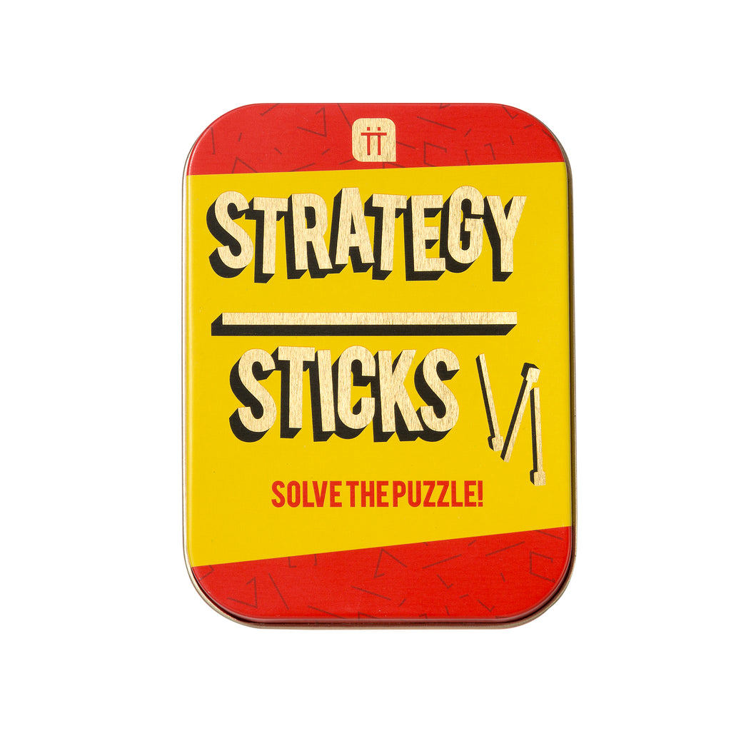 Talking Tables Strategy Sticks In a Tin