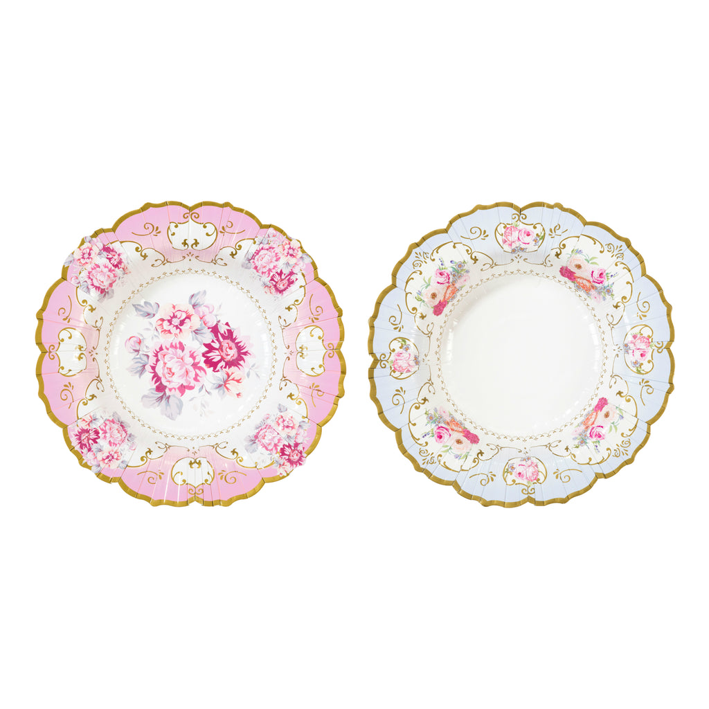 Talking Tables Truly Scrumptious Floral Paper Bowls