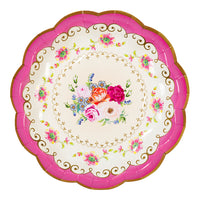 Truly Scrumptious Vintage Paper Plates