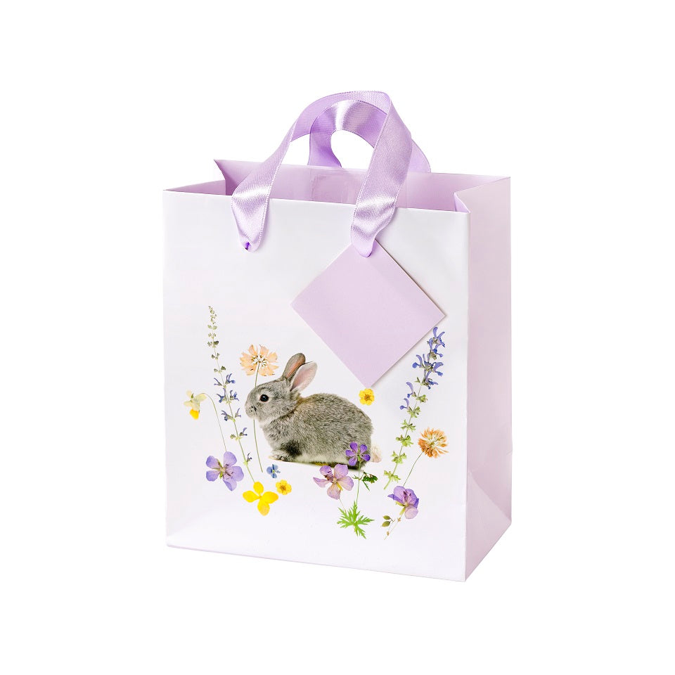 Talking Tables Truly Bunny Small Gift Bag