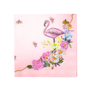 Truly Flamingo Cocktail Napkins