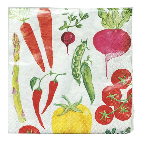 Veggie-table Napkins