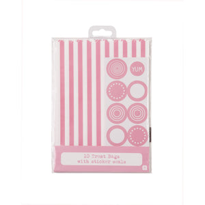 Talking Tables Mix & Match Treat Bags Pink