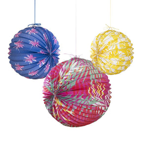 Talking Tables Cuban Fiesta Paper Lanterns