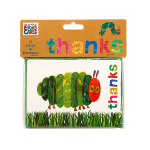 Talking Tables The Very Hungry Caterpillar Thank You Cards