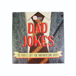 Talking Tables TABLE FUN AW17 DAD JOKES