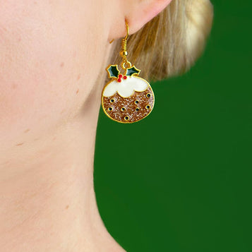 Image - Head Turners Pudding Earrings
