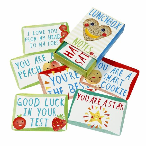 Talking Tables Lunchbox Notes