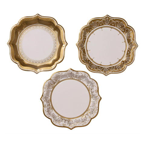 Image - Party Porcelain Plates Medium