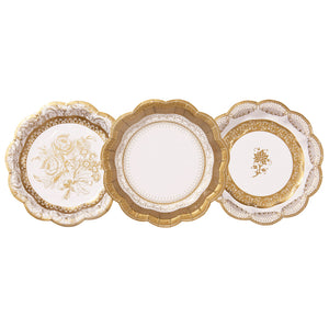 Image - Party Porcelain Plates Small