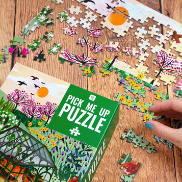 Image - Puzzle Pick Me Up Gardening 500 Pieces