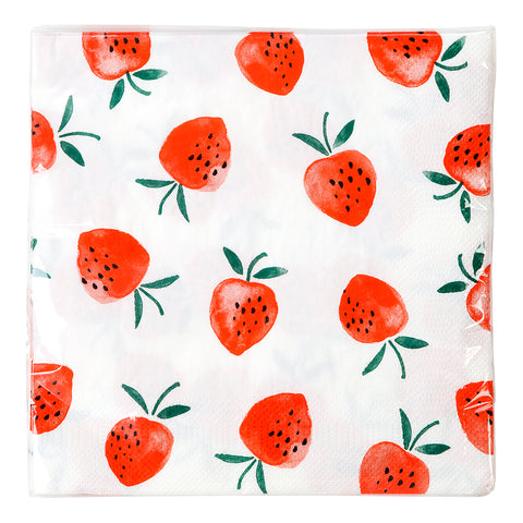 Strawberry Fields Napkins