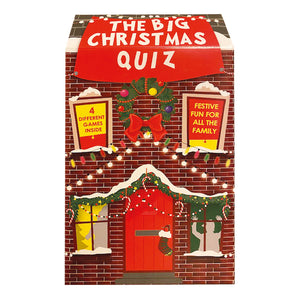 The Big Christmas Quiz Game