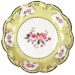 Talking Tables Truly Chintz Small Paper Plates
