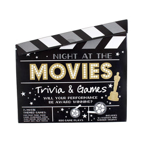 Talking Tables Night at the Movies Trivia