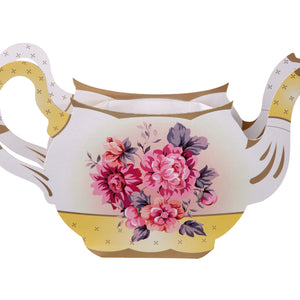 Talking Tables truly scrumptious teapot vase