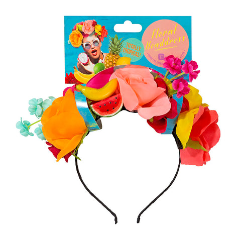 Talking Tables cuban floral headdress