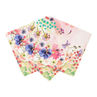 Blossom Girls Cocktail Napkins - Talking Tables US Public