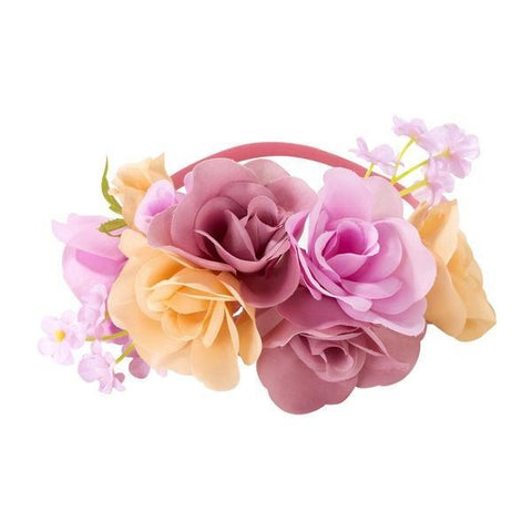 Talking Tables blossom girls floral headband