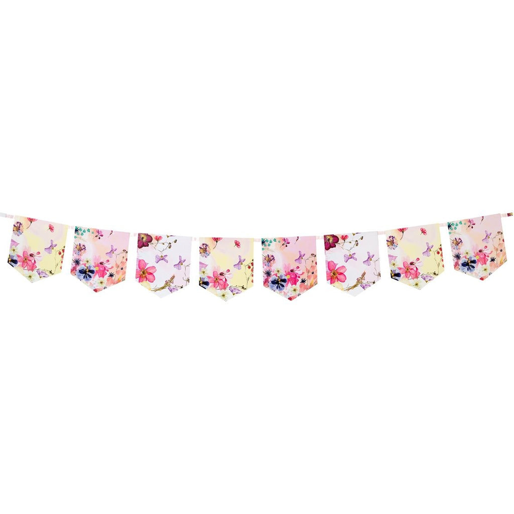 Blossom Girls Floral Garland - Talking Tables US Public