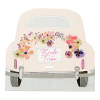 Blossom Girls Car Shaped Napkins - Talking Tables US Public