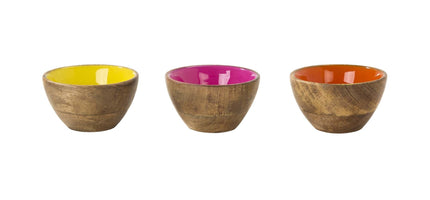 Global Gathering Small Mango Bowls