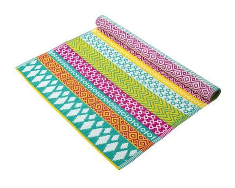 Talking Tables global gathering outdoor rug