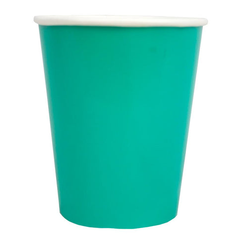 Talking Tables brights 9oz cup 4 colors 12pk