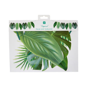 Talking Tables fiesta palm leaf garland