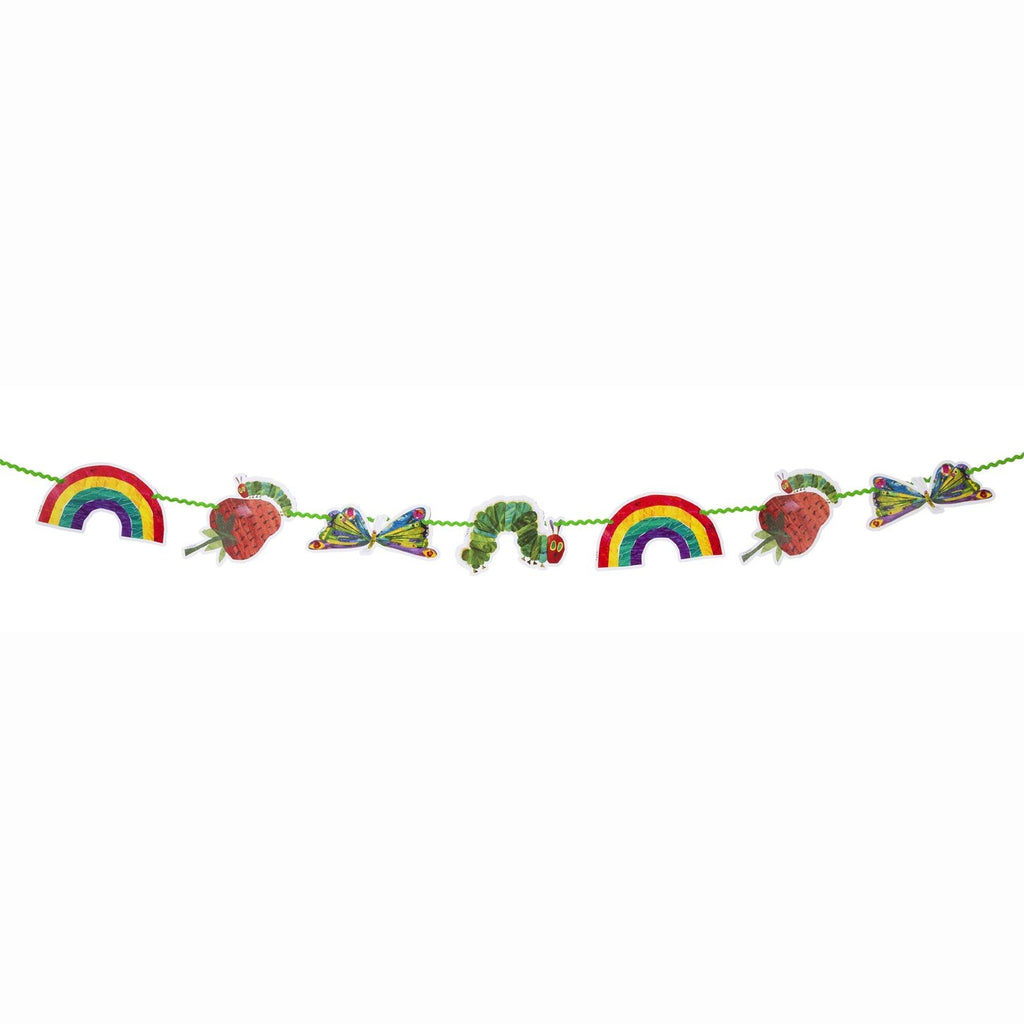 Talking Tables the very hungry caterpillar garland 3 metres
