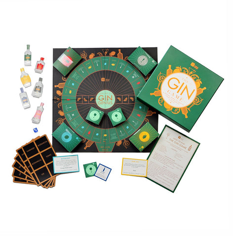 Gin Board Game - Talking Tables US Public