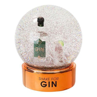 Gin Snow Globe - Talking Tables US Public