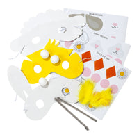 Hop Over The Rainbow Mask Making Kit - Talking Tables US Public