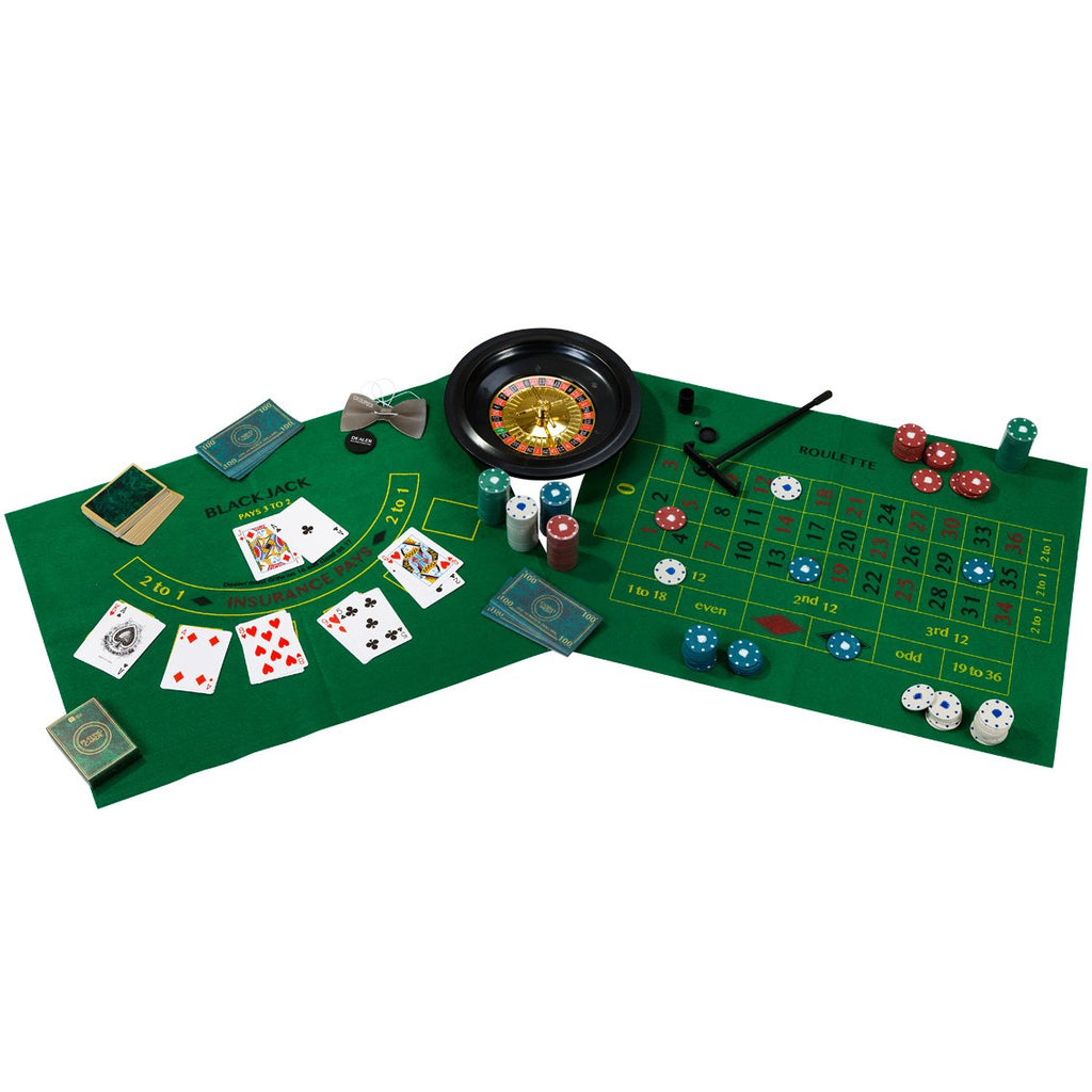 Host Your Own Casino Night - Talking Tables US Public