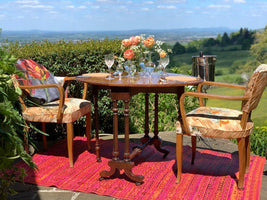Boho Spice Outdoor Rug - Talking Tables US Public