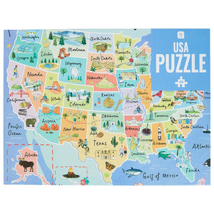 Puzzle Pick Me Up USA 500 Pieces