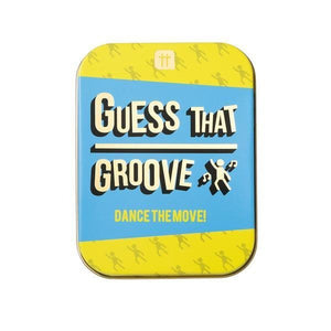Guess that Grove in a Tin