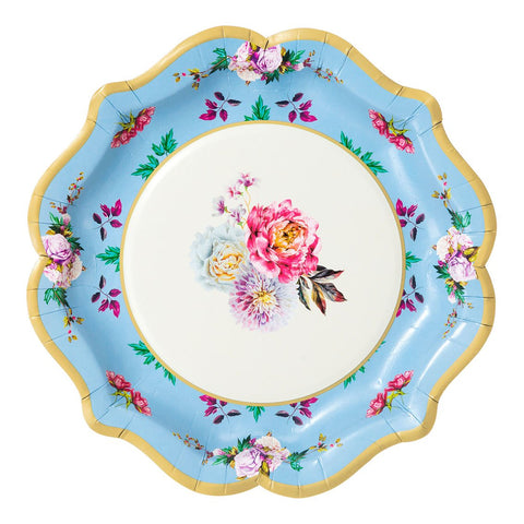 Truly Scrumptious Paper Plates - Talking Tables US Public