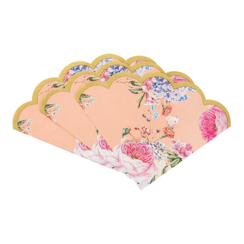 Truly Scrumptious Scalloped Napkin - Talking Tables US Public