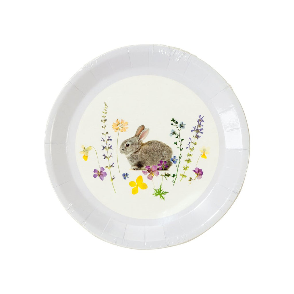 Truly Bunny Canape Plates - Talking Tables US Public
