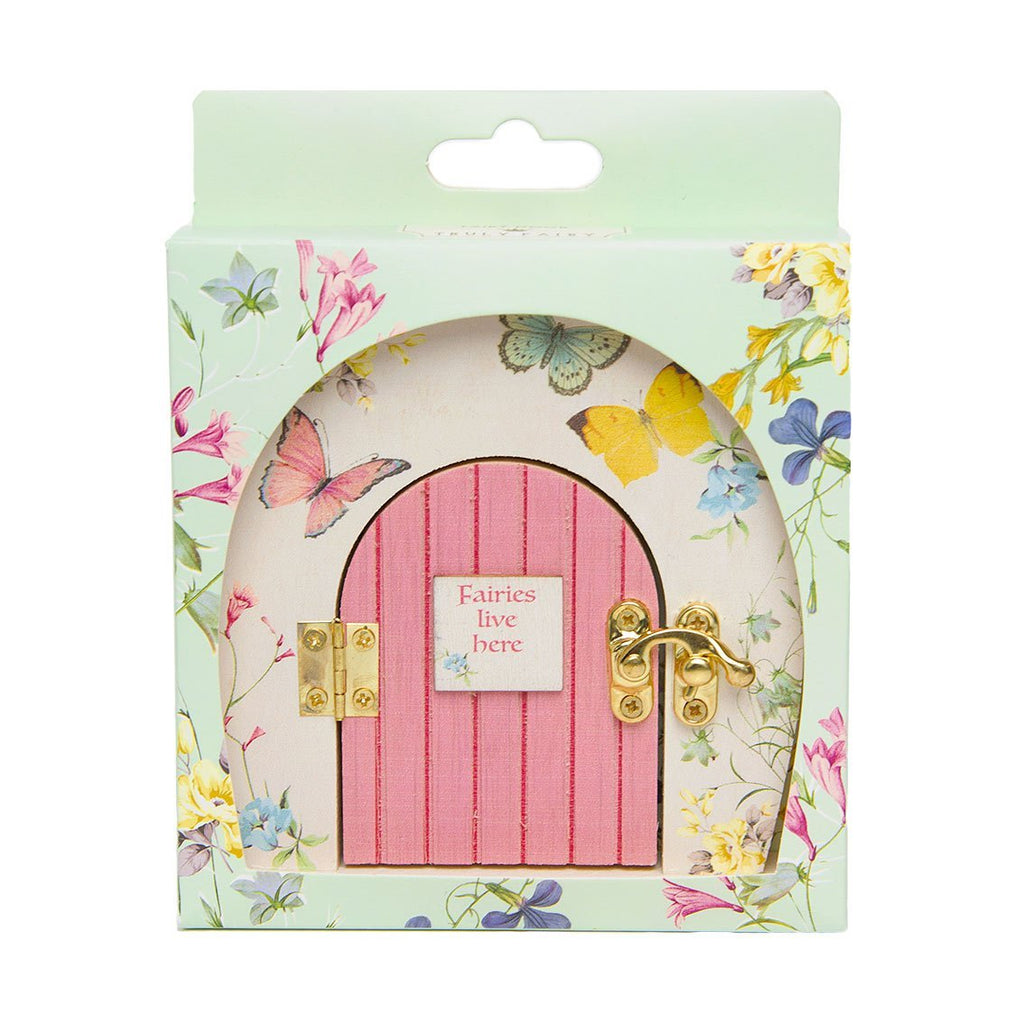 Truly Fairy Wooden Mini Fairy Door