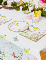 Truly Fairy Paper Table Cover