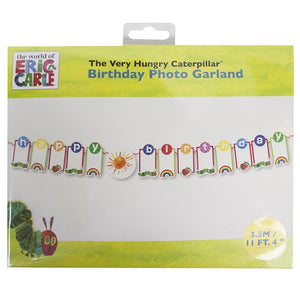 The Very Hungry Caterpillar Photo Garland
