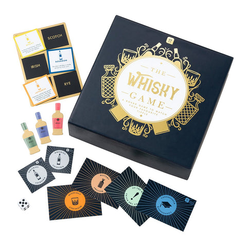 Whisky Game - Talking Tables US Public