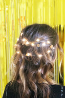 Luxe Gold Hair String Lights - Talking Tables US Public